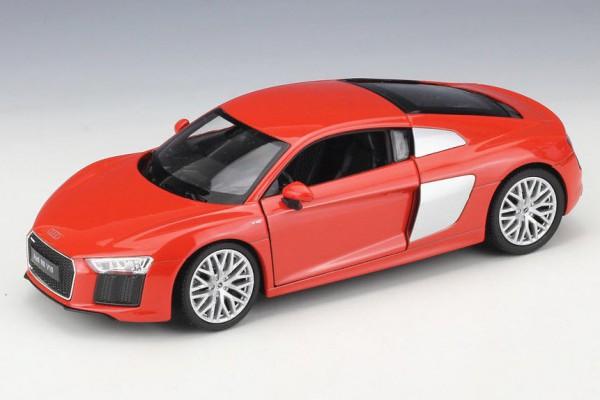 Audi R8 V10 2016 1:24 Welly-FX