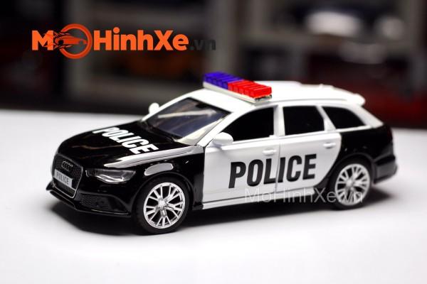 Audi RS6 Police 1:36 Jackiekim