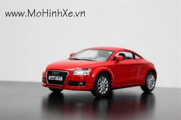 Audi TT Coupe 2008 1:36 Kinsmart