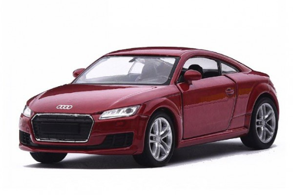 Audi TT Coupe 1:36 Welly