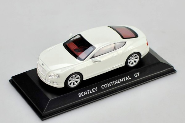 Bentley Continental GT 1:43 Welly