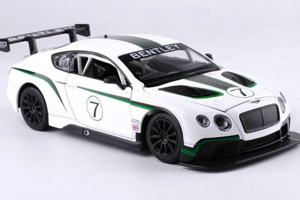 Bentley Continental GT3 Concept No.7 1:24 MSZ