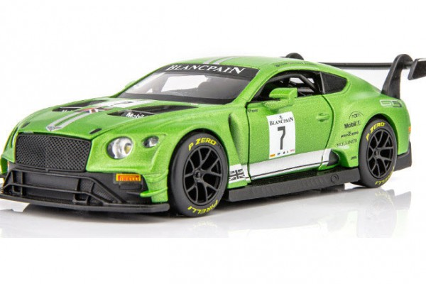 Bentley Continental GT3 No.7 1:32 Uni-Fortune