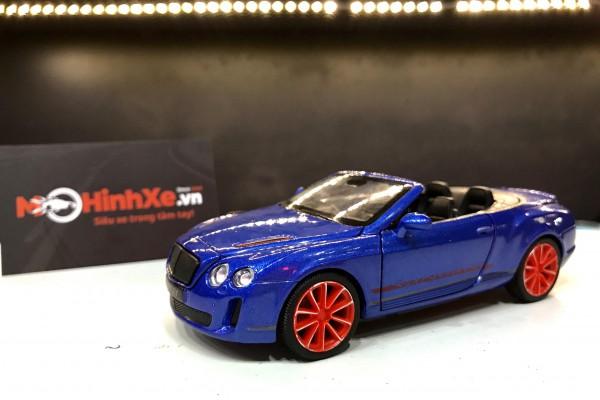Bentley Continental Supersport Convertible ISR 1:32 MSZ