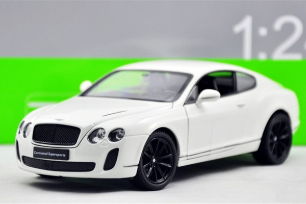 Bentley Continental Supersports 1:24 Welly