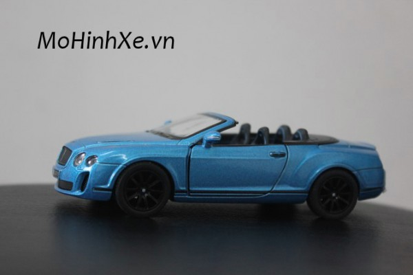 Bentley Continental Supersports Convertible 1:36 Kinsmart