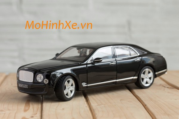 Bentley Mulsanne 1:18 Rastar