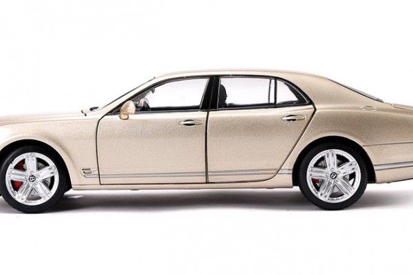 Bentley Mulsanne 1:24 Double Horses