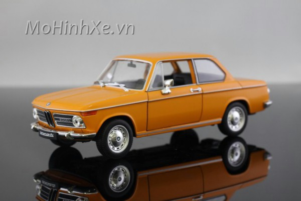 BMW 2002ti 1:24 Welly