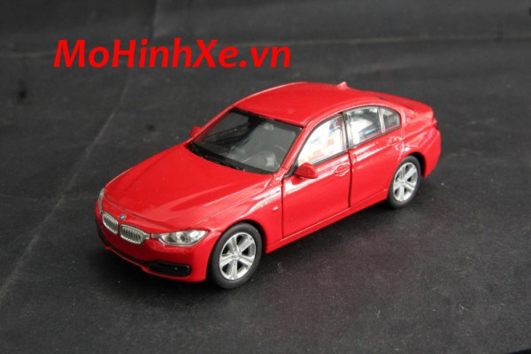 BMW 335i 1:36 Welly