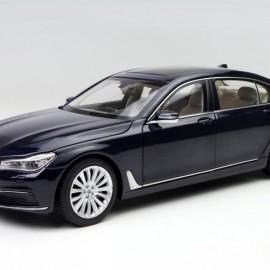 BMW 750Li 1:18 Dealer