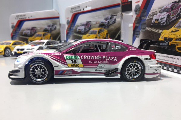 BMW M3 DTM No.16 1:32 MSZ