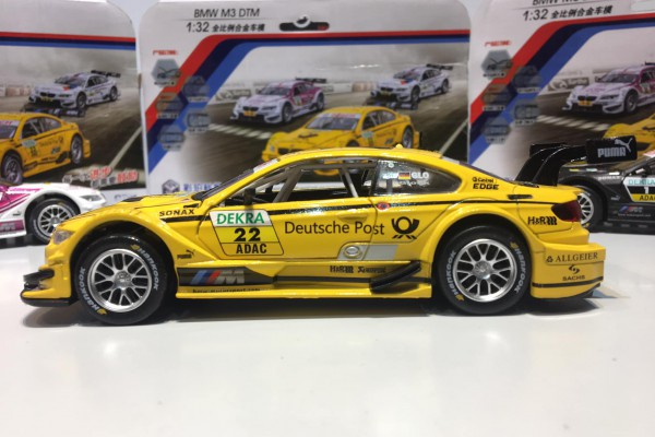 BMW M3 DTM No.22 1:32 MSZ