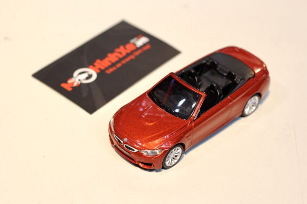 BMW M4 Cabrio 1:43 CMC