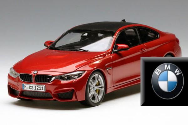 BMW M4 Coupe 1:18 Paragon