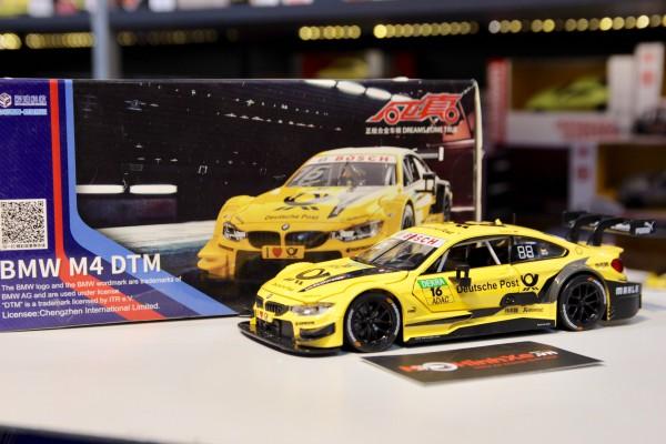 BMW M4 DTM No.16 1:24 MSZ