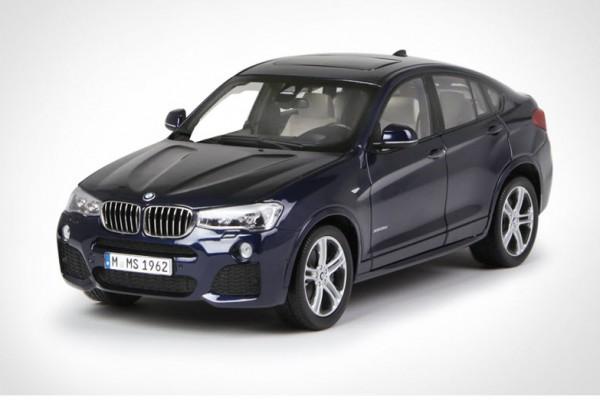 BMW X4 1:18 Paragon