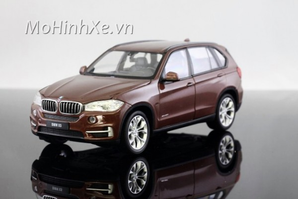 BMW X5 1:24 Welly