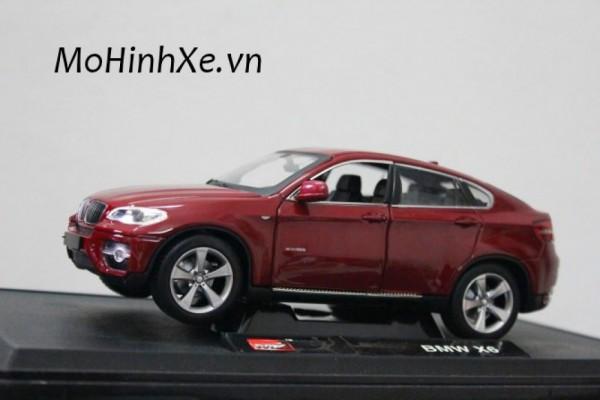 BMW X6 1:24 MZ