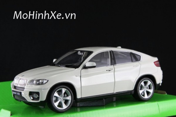 BMW X6 1:24 Welly