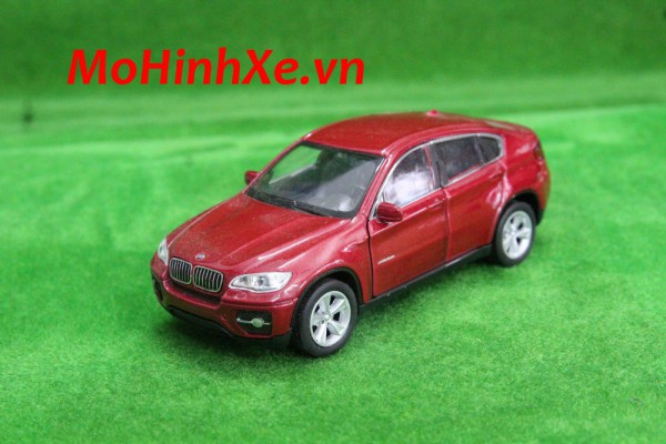 BMW X6 1:36 Welly