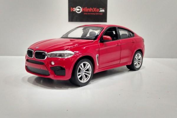BMW X6M 1:24 Rastar