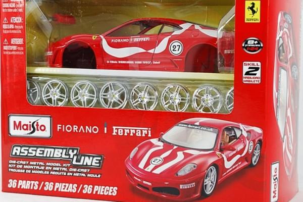 Bộ KIT Lắp ghép Ferrari F430 Fiorano 1:24 Maisto