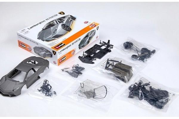 Bộ KIT Lắp ghép Lamborghini Reventon 1:18 Bburago