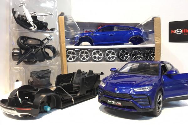 Bộ KIT Lắp ghép Lamborghini Urus 1:24 Maisto