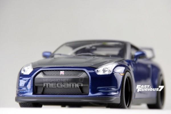Brian's Nissan GT-R (R35) 1:18 Jada