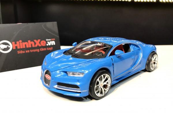 Bugatti Chiron 1:32 Jackiekim
