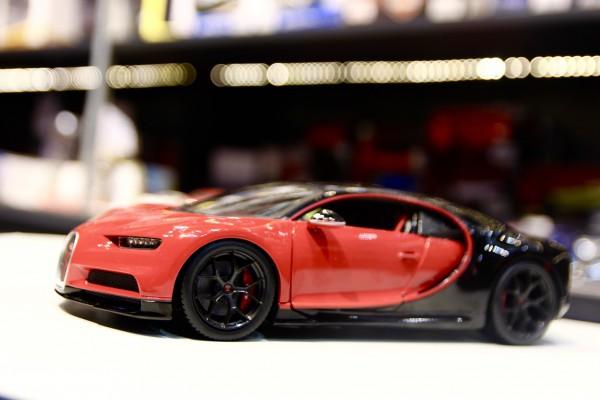 Bugatti Chiron Sport 1:18 Bburago