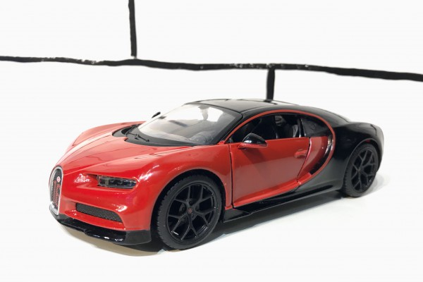 Bugatti Chiron Sport 1:24 Maisto