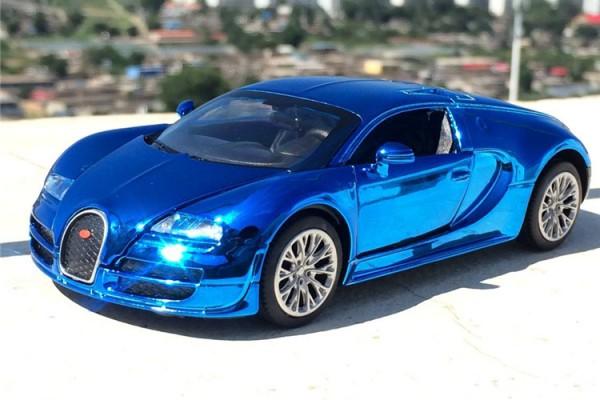 Bugatti Veyron 1:32 Double Horses