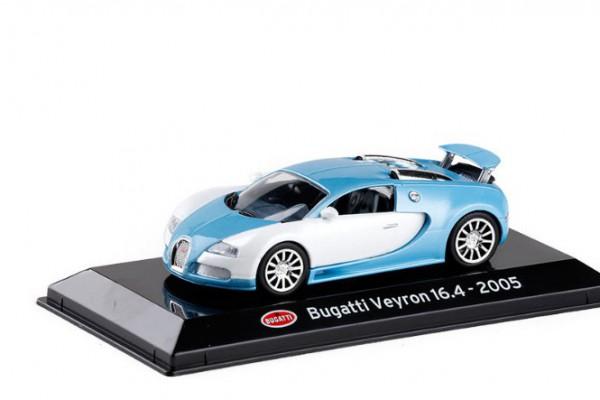 Bugatti Veyron 16.4 2005 1:43 Dealer