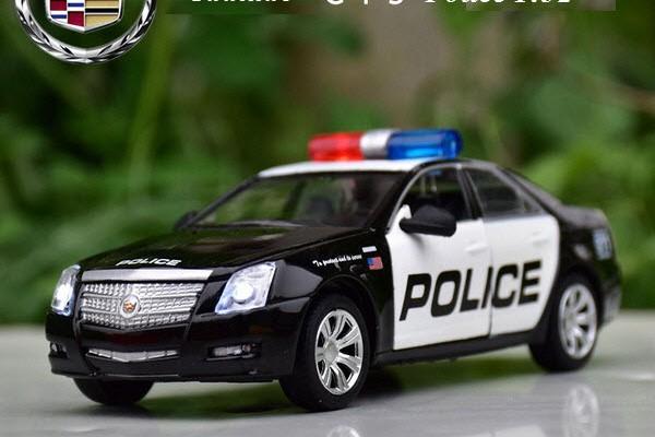 Cadillac CTS Police 1:32 Sheng Hui