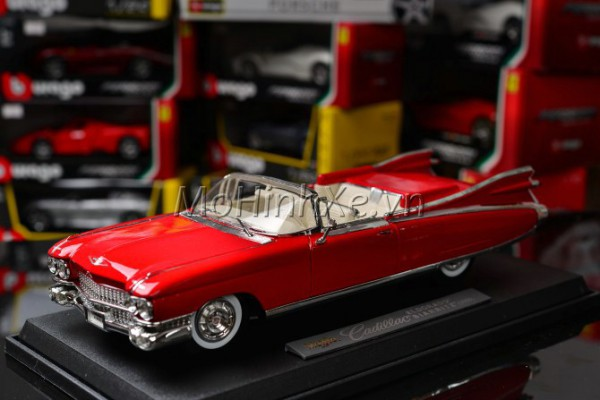 1959 Cadillac Eldorado Biarritz 1:18 Maisto