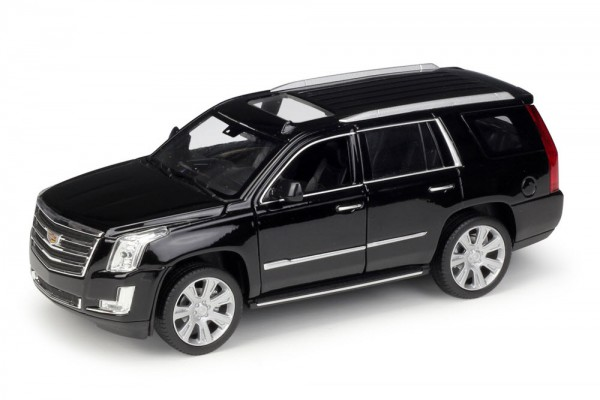 Cadillac Escalade 2017 1:24 Welly-FX