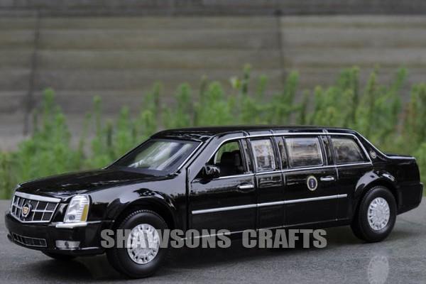 Cadillac Presidential Limousine 1:32 Sheng Hui