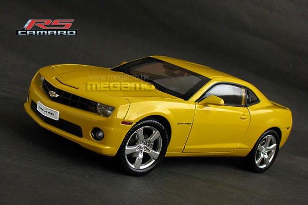 Chevrolet Camaro 1:18 CSM