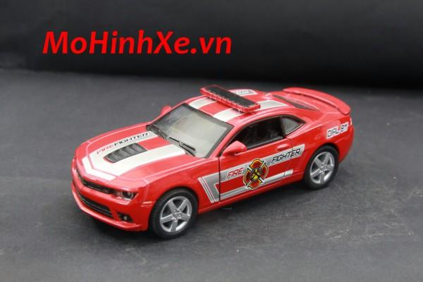 Chevrolet Camaro 2014 Firefighter 1:36 Kinsmart