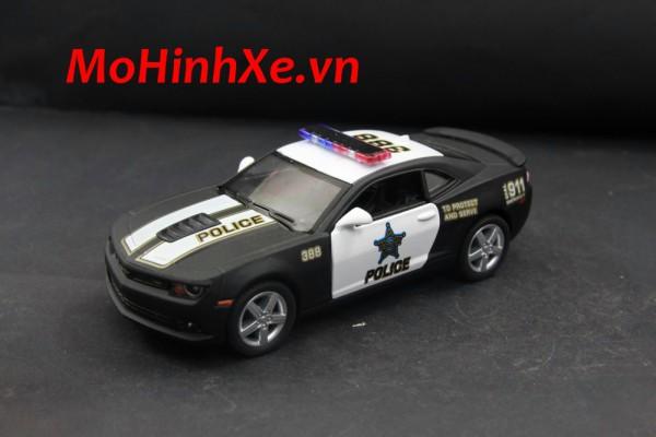 Chevrolet Camaro 2014 Police 1:36 Kinsmart