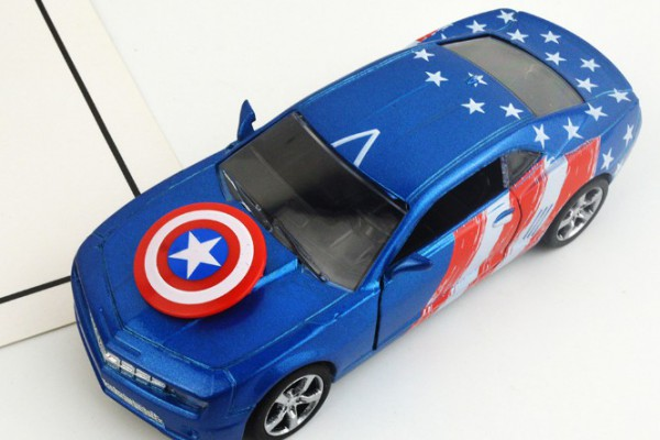 Chevrolet Camaro Of Captain America 1:36 Hãng khác