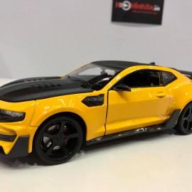 Chevrolet Camaro Transformer 5 (Bumblebee) 1:24 Double Horses