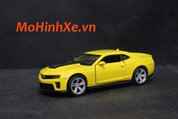 Chevrolet Camaro ZL1 1:36 Welly
