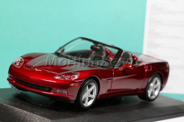 Chevrolet Corvette 1:18 Maisto