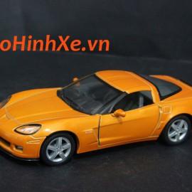 Chevrolet Corvette C6 Z06 1:36 Kinsmart