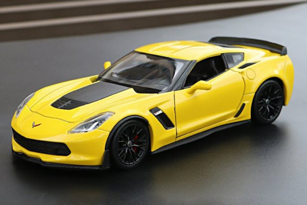 Chevrolet Corvette Z06 2017 1:24 Welly-FX