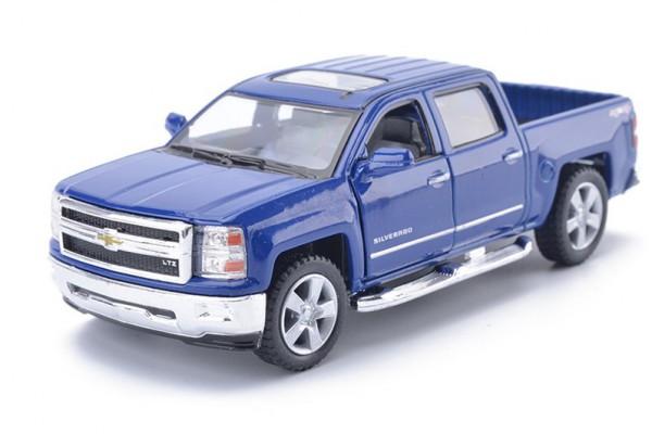Chevrolet Silverado 2014 1:36 Kinsmart