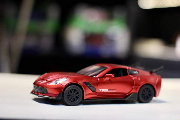 Corvette C7 ZR1 1:32 TY Models